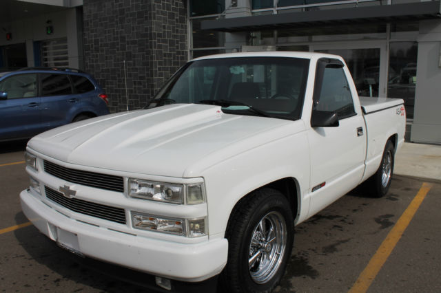 1993 chevy 454 ss pickup short box standard cab for sale photos technical specifications. Black Bedroom Furniture Sets. Home Design Ideas