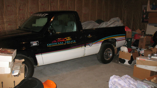 1993 Chevy Indy Pace Truck Short Bed For Sale Photos