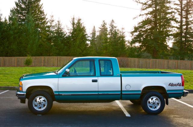 93 chevy silverado 2500
