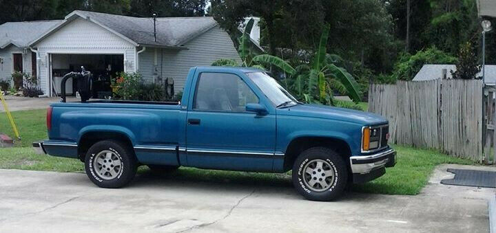 1993 Chevrolet C/K Pickup 1500 All
