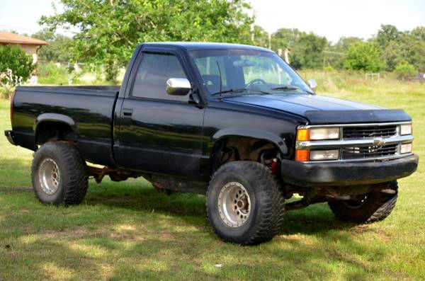1993 chevy z71 4x4 silverado for sale photos technical specifications description. Black Bedroom Furniture Sets. Home Design Ideas
