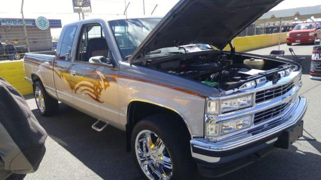 1993 chevy 1500 5.7 hp