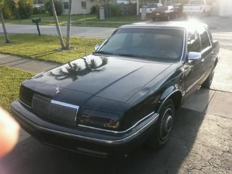 1993 chrysler new yorker salon sedan 4 door 3 3l for sale for 1993 chrysler new yorker salon