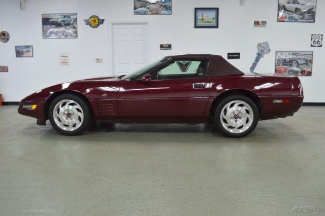 1993 corvette anniversary edition specifications autos post. Black Bedroom Furniture Sets. Home Design Ideas