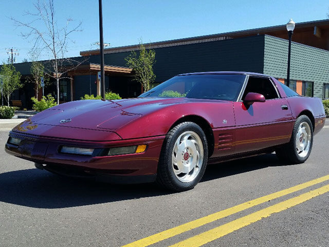 1993 Chevrolet Corvette LT1 Coupe