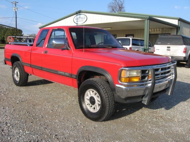 1993 Dakota V8 4x4 Good Truck For Sale  Photos  Technical
