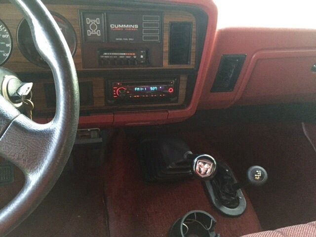Dodge Cummins Diesel Dually X Ext Cab Speed on 1993 Dodge Ram 3500 Dually 4x4