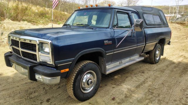 1993 Dodge Other Pickups W-250