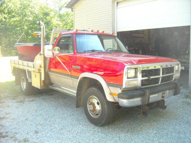 1993 Dodge Diesel 4x4 Craigslist | Autos Post