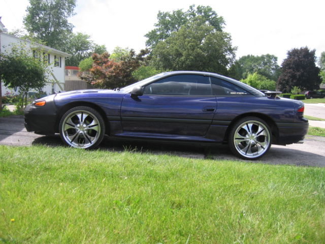 1993 Dodge Stealth ES