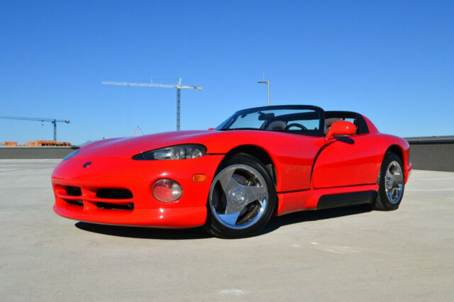 1993 Dodge Viper 2dr Open Sports Car