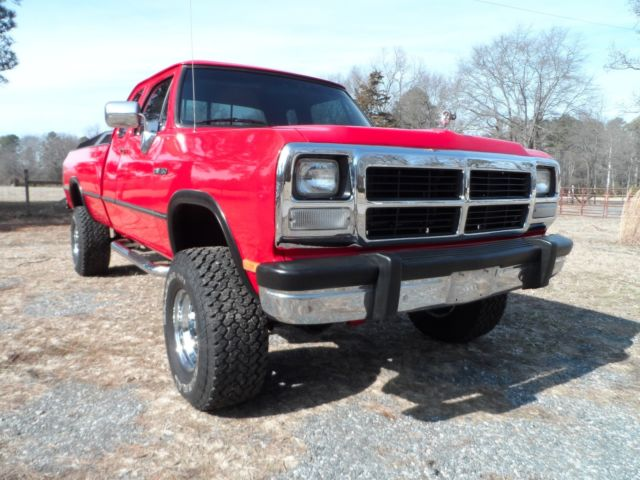 1993 Dodge Ram 1500 EXTENDED CAB   D150