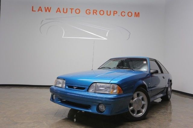 1993 Ford Mustang COBRA 2DR COUPE