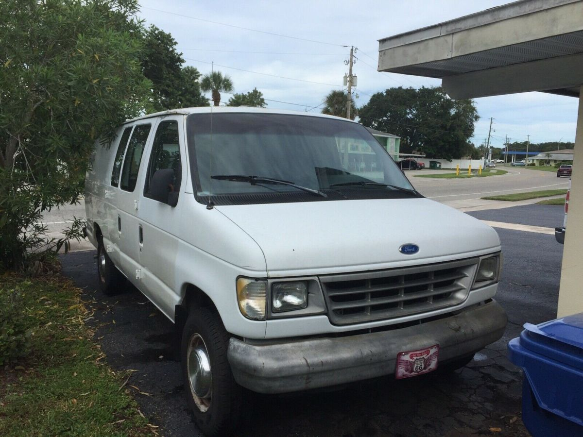 1993 Ford E-250 Econoline E250 SUPER DUTY VAN