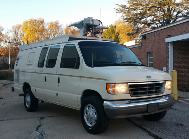 1993 Ford E-Series Van E 350