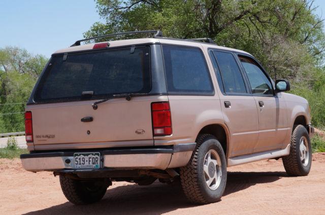 1993 Ford Explorer Limited Sport Utility 4-Door 4.0L for ...