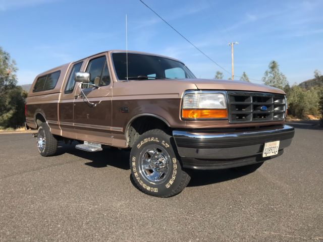 1993 Ford F-150 XLT *NO RESERVE* 42K MILES!