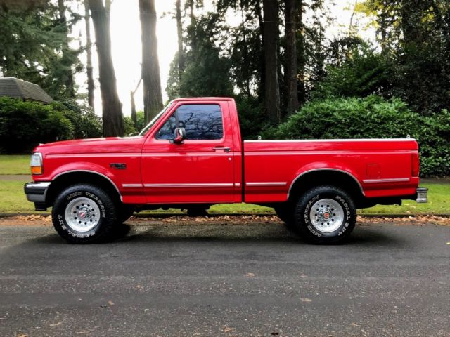 1993 ford f-150 engine 5.0 l v8 specs