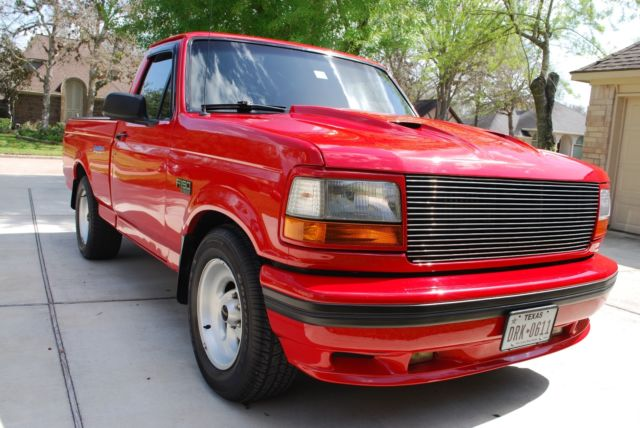 1993 Ford F150 Lightning Pickup 2Door Vortech 408ci supercharged
