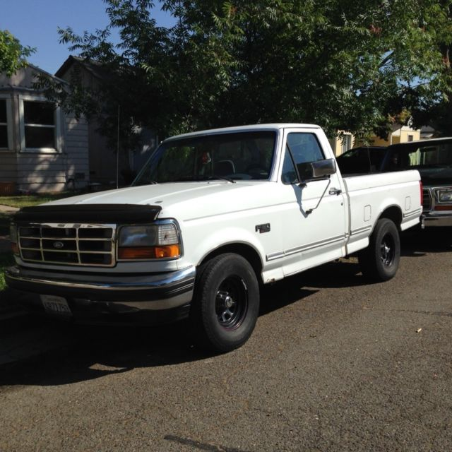 1993 Ford F-150 short bed