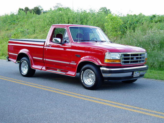 1993 Ford F-150 XLT Limited Edition