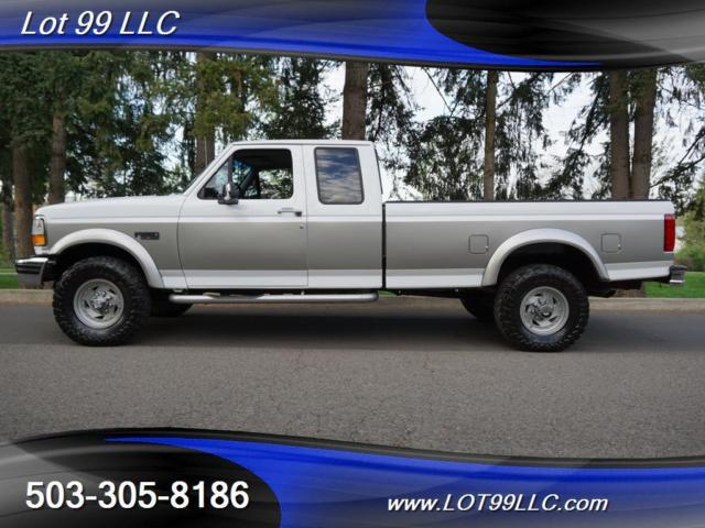 1993 Ford F-250 XLT EXTRA CAB 4X4 1 OWNER