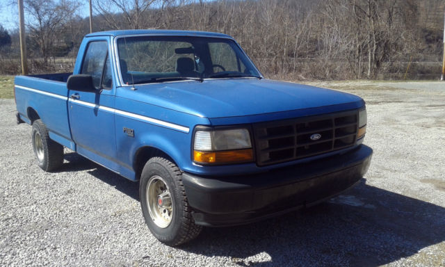 Ford F Full Size Ft Bed  Wheel Dr Pickup Truck  Cyc Auto