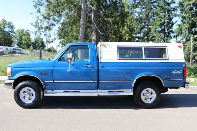 1993 Ford F250 Longbed 4x4 OBS 1 Owner only 49K miles! 1992 1994 1995 1996 1997