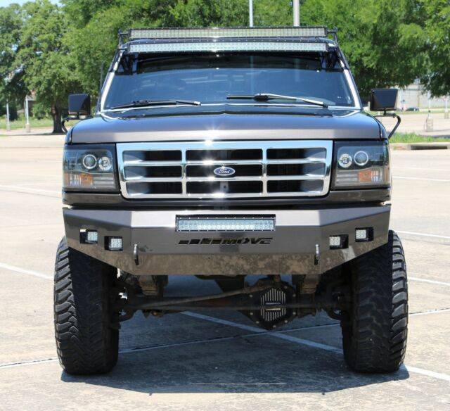 Custom Lifted 4x4 Truck