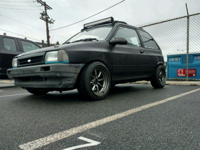 1993 Ford Festiva 18 Dohc