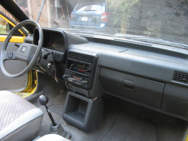 1993 Ford Festiva - Customized Convertible 2-Door 1 3L for