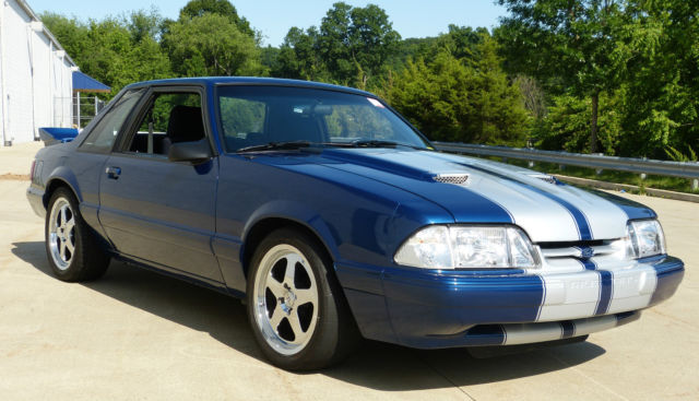 1993 ford mustang 5 0 lx notchback ford crate engine vortech superchager saleen for sale photos. Black Bedroom Furniture Sets. Home Design Ideas