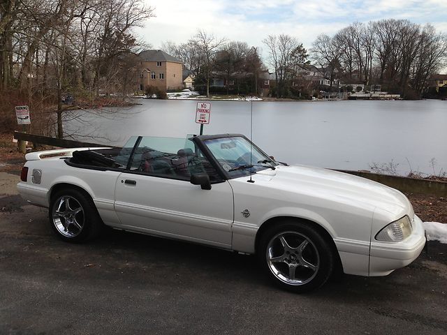 1993 Ford Mustang 2dr Converti