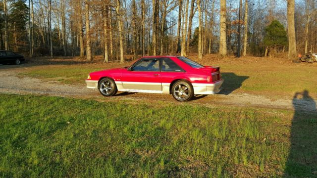 1993 Ford Mustang