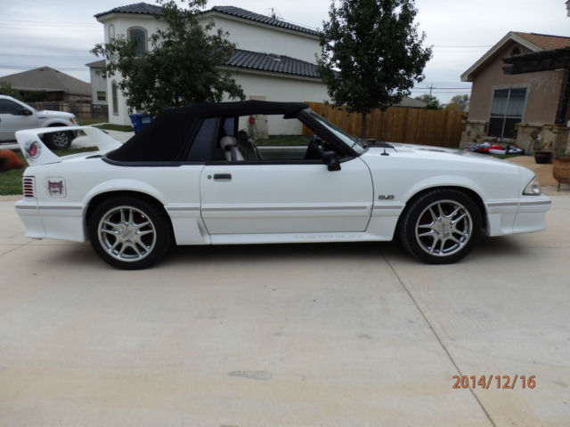 1993 Ford Mustang Limated