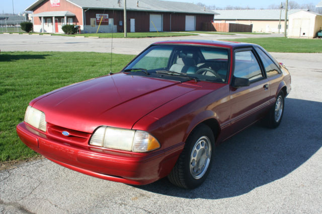 1993 Ford Mustang Mustang LX