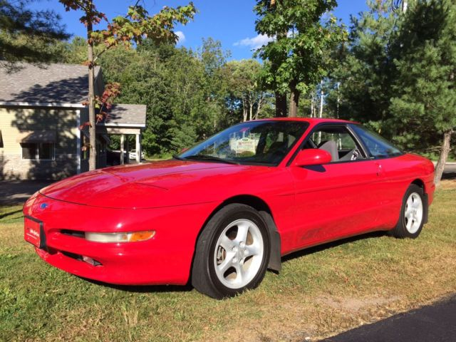 1993 ford probe gt low miles one owner like new for. Black Bedroom Furniture Sets. Home Design Ideas