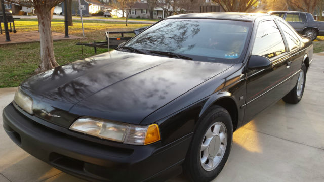 1993 Ford Thunderbird Lx Coupe 2 Door 5 0l Davey Allison