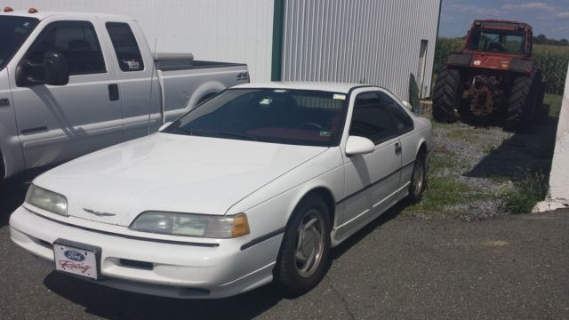 1993 ford thunderbird super coupe coupe 2 door 3 8l for sale photos technical specifications. Black Bedroom Furniture Sets. Home Design Ideas