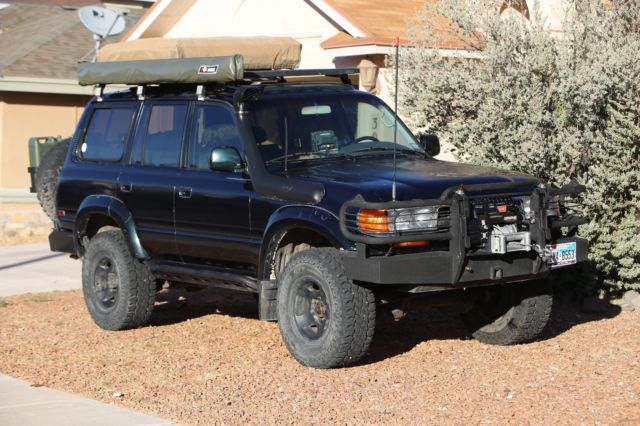 1993 Toyota Land Cruiser Leather