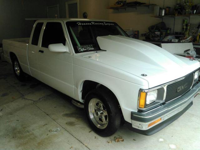 1993 Gmc S10 Pro Street Drag Truck Roller Outlaw for sale