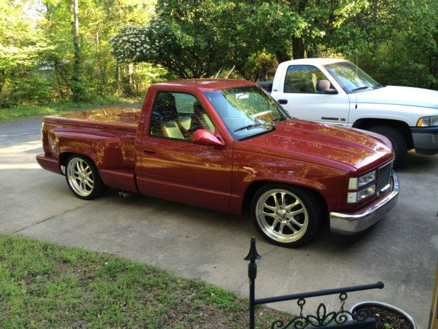 1993 Gmc Sierra Customized For Sale Photos Technical