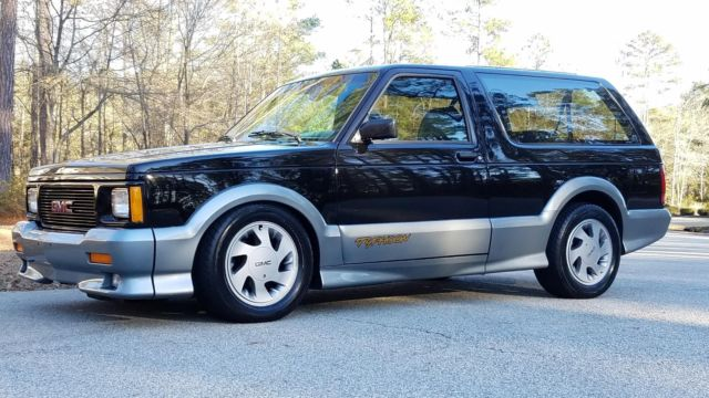 1993 GMC Typhoon 2 DOOR