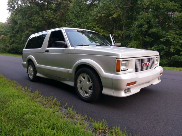 1993 GMC Typhoon Typhoon