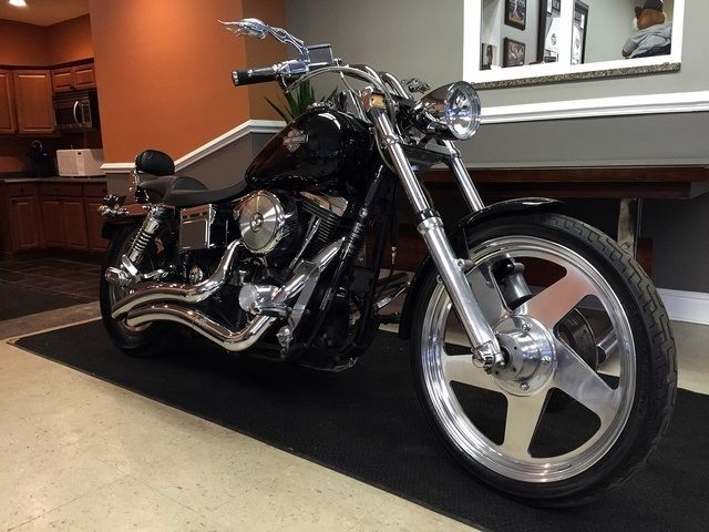 1993 Harley Davidson Dyna Wide Glide Fxdwg 6 Speed Manual