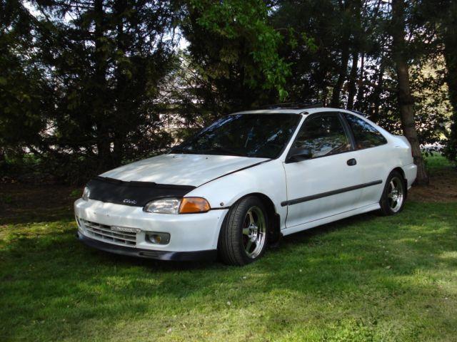 1993 honda civic ex coupe ej1 ls vtec b series eg for sale rh topclassiccarsforsale com