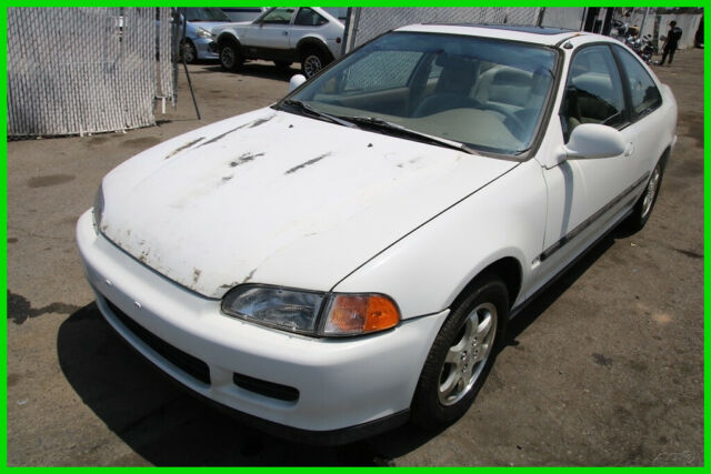 1993 Honda Civic Manual 4 Cylinder No Reserve