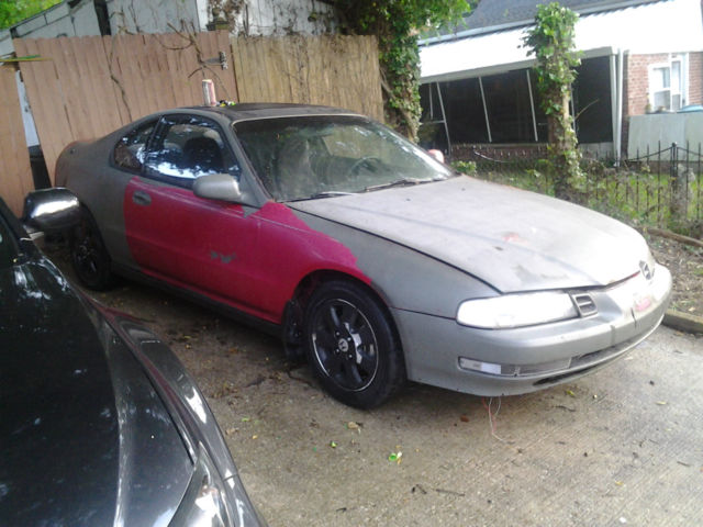 1993 honda prelude si coupe 2 door 2 3l for sale photos technical. Black Bedroom Furniture Sets. Home Design Ideas