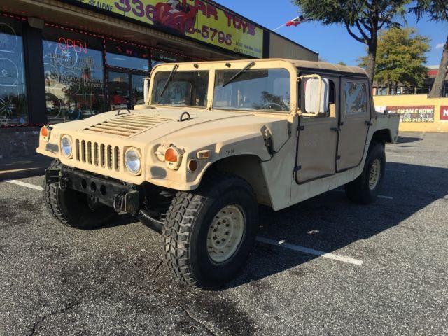 Hummer H1 Alpha Convertible '2005–06