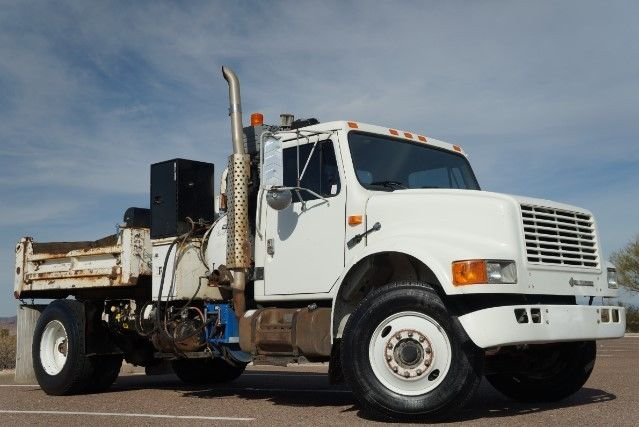 1993 International Harvester Other Asphalt Patcher Pothole Service Body